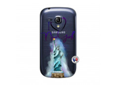 Coque Samsung Galaxy S3 Mini I Love New York