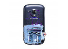 Coque Samsung Galaxy S3 Mini I Love Paris Arc Triomphe