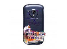 Coque Samsung Galaxy S3 Mini I Love Rome