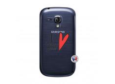 Coque Samsung Galaxy S3 Mini I Love You