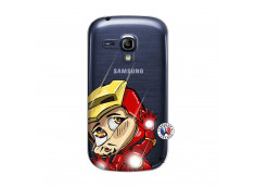Coque Samsung Galaxy S3 Mini Iron Impact