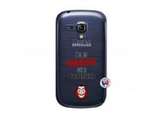 Coque Samsung Galaxy S3 Mini J Peux Pas J Ai Un Braquage Avec Le Professeur