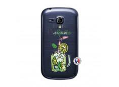 Coque Samsung Galaxy S3 Mini Je peux pas J'ai Apéro