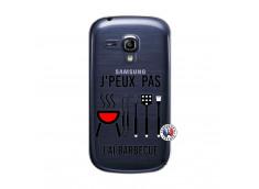 Coque Samsung Galaxy S3 Mini Je Peux Pas J Ai Barbecue