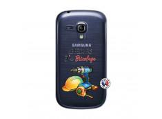 Coque Samsung Galaxy S3 Mini Je Peux Pas J Ai Bricolage