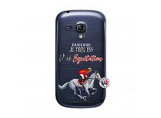 Coque Samsung Galaxy S3 Mini Je Peux Pas J Ai Equitation