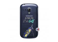 Coque Samsung Galaxy S3 Mini Je Peux Pas J Ai Golf