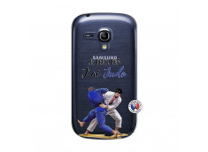 Coque Samsung Galaxy S3 Mini Je peux pas j'ai Judo