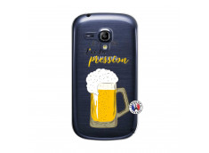 Coque Samsung Galaxy S3 Mini Je peux pas J'ai la Pression
