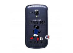 Coque Samsung Galaxy S3 Mini Je Peux Pas J Ai Les Bleues Maillot