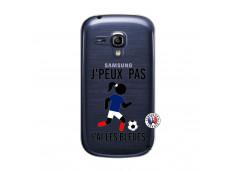 Coque Samsung Galaxy S3 Mini Je Peux Pas J Ai Les Bleues