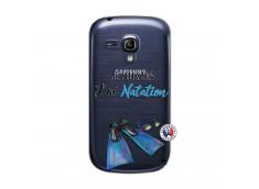 Coque Samsung Galaxy S3 Mini Je Peux Pas J Ai Natation
