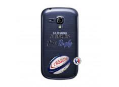 Coque Samsung Galaxy S3 Mini Je Peux Pas J Ai Rugby