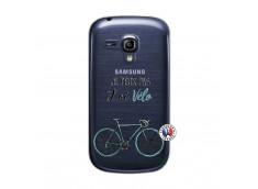 Coque Samsung Galaxy S3 Mini Je Peux Pas J Ai Velo