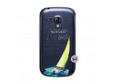 Coque Samsung Galaxy S3 Mini Je Peux Pas J Ai Voile