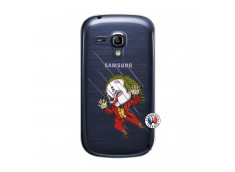 Coque Samsung Galaxy S3 Mini Joker Impact