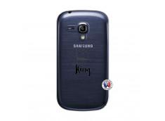 Coque Samsung Galaxy S3 Mini King