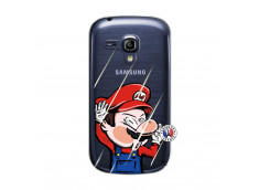 Coque Samsung Galaxy S3 Mini Mario Impact