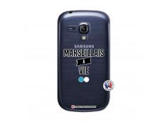 Coque Samsung Galaxy S3 Mini Marseillais à Vie