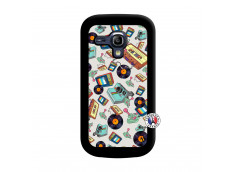 Coque Samsung Galaxy S3 Mini Mock Up Noir