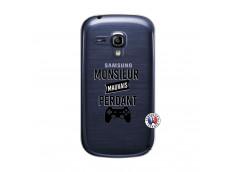 Coque Samsung Galaxy S3 Mini Monsieur Mauvais Perdant