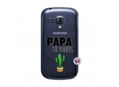 Coque Samsung Galaxy S3 Mini Papa Tu Piques