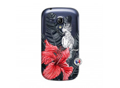 Coque Samsung Galaxy S3 Mini Papagal
