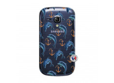 Coque Samsung Galaxy S3 Mini Dauphins