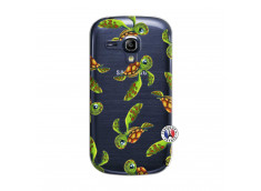 Coque Samsung Galaxy S3 Mini Tortue Géniale