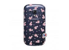 Coque Samsung Galaxy S3 Mini Petits Moutons