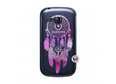 Coque Samsung Galaxy S3 Mini Purple Dreamcatcher