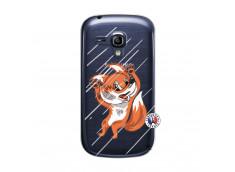 Coque Samsung Galaxy S3 Mini Fox Impact