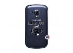 Coque Samsung Galaxy S3 Mini Rien A Foot Allez Angers