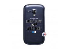 Coque Samsung Galaxy S3 Mini Rien A Foot Allez Auxerre