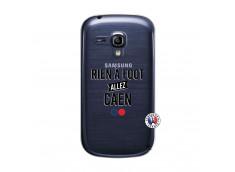 Coque Samsung Galaxy S3 Mini Rien A Foot Allez Caen