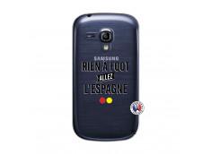 Coque Samsung Galaxy S3 Mini Rien A Foot Allez L'Espagne