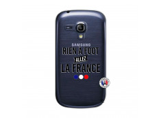 Coque Samsung Galaxy S3 Mini Rien A Foot Allez La France