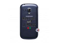 Coque Samsung Galaxy S3 Mini Rien A Foot Allez Le Maroc