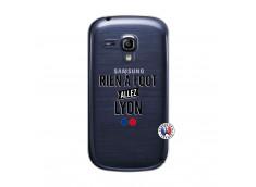 Coque Samsung Galaxy S3 Mini Rien A Foot Allez Lyon