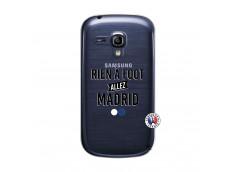 Coque Samsung Galaxy S3 Mini Rien A Foot Allez Madrid