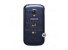 Coque Samsung Galaxy S3 Mini Rien A Foot Allez Montpellier
