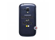 Coque Samsung Galaxy S3 Mini Rien A Foot Allez Nantes