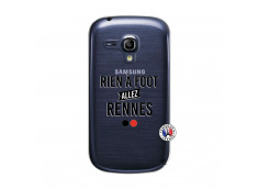 Coque Samsung Galaxy S3 Mini Rien A Foot Allez Rennes