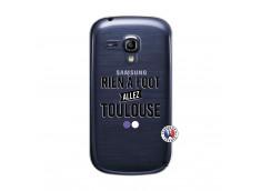 Coque Samsung Galaxy S3 Mini Rien A Foot Allez Toulouse
