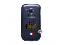 Coque Samsung Galaxy S3 Mini 100 % Rugbyman Entre les Poteaux