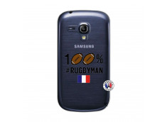Coque Samsung Galaxy S3 Mini 100% Rugbyman