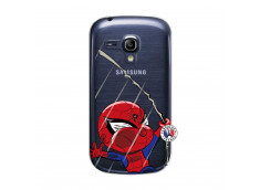 Coque Samsung Galaxy S3 Mini Spider Impact