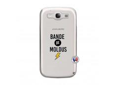 Coque Samsung Galaxy S3 Bandes De Moldus