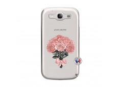 Coque Samsung Galaxy S3 Bouquet de Roses