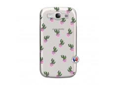 Coque Samsung Galaxy S3 Cactus Pattern